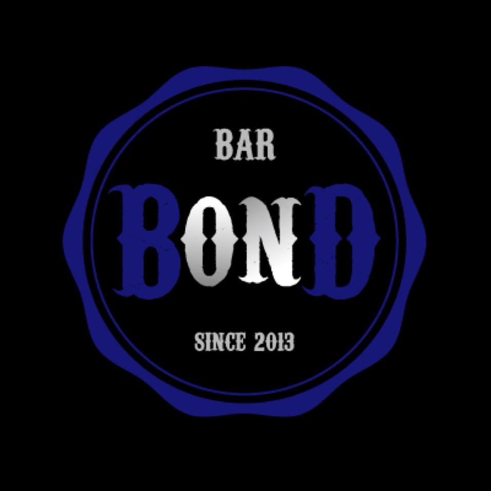 【10枚限定】Bar BONDステッカー