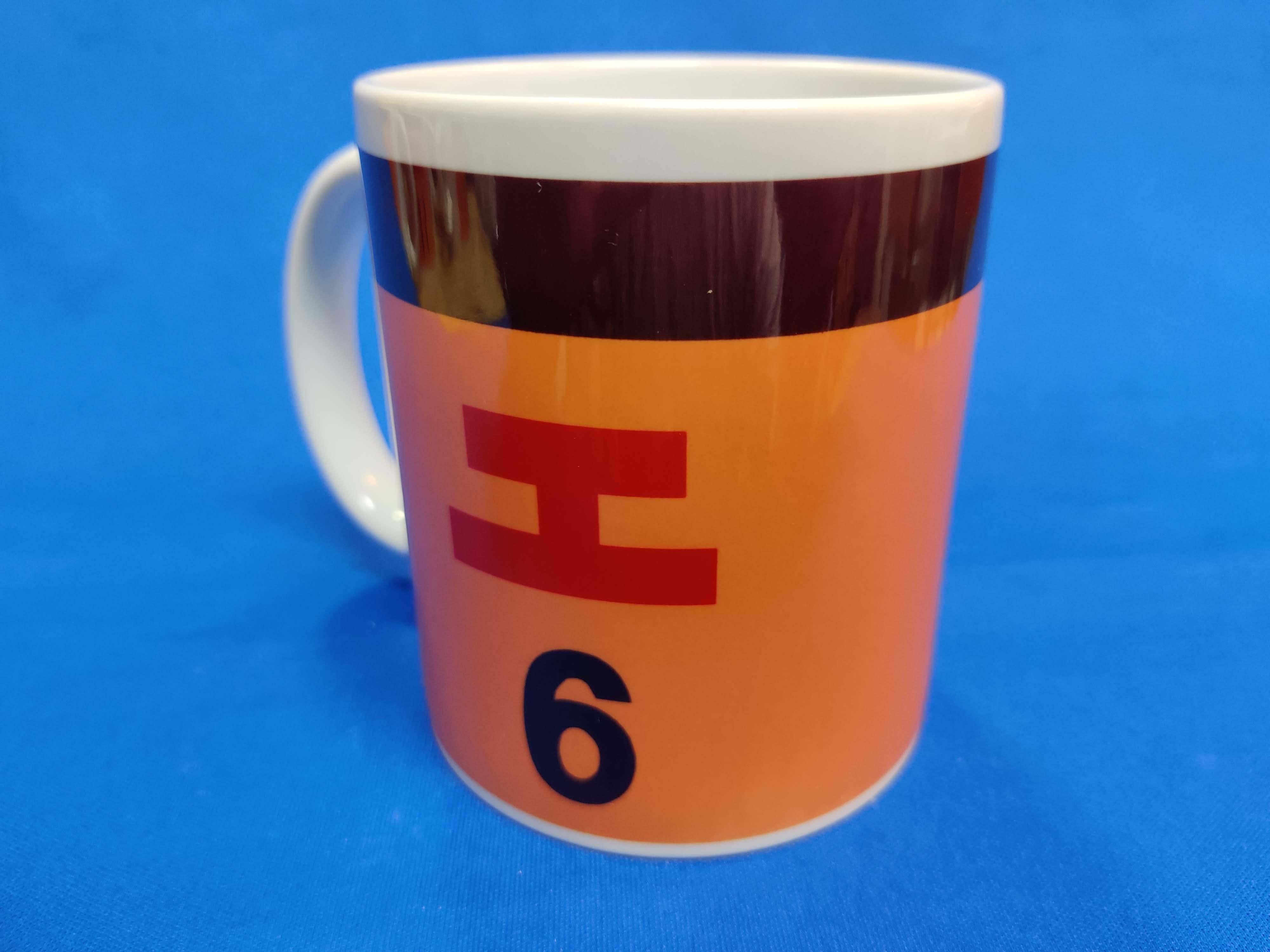 【受注生産】すぎおとひつじ/第六青函丸ファンネルマグカップ