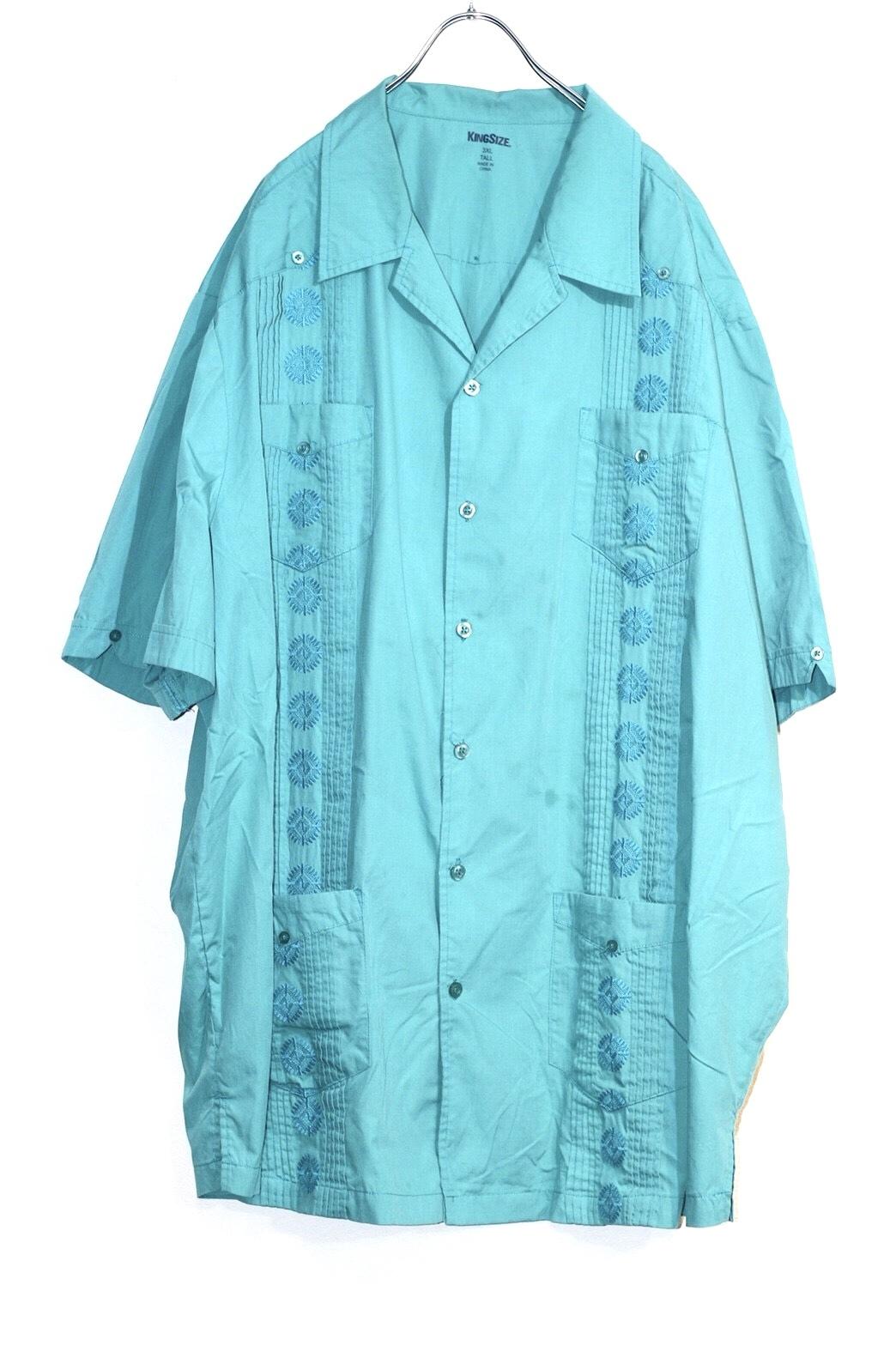 Cuba shirt KING SIZE