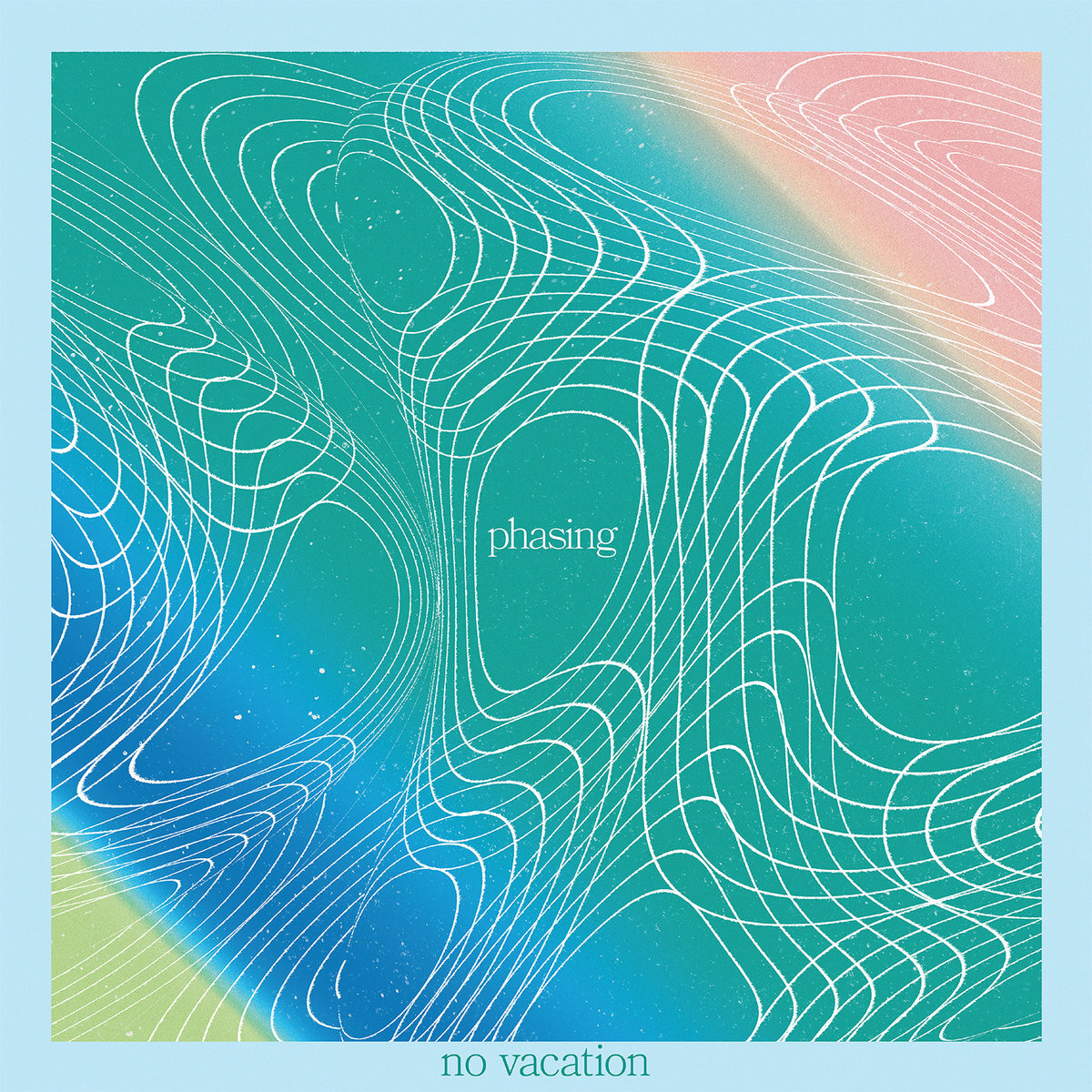No Vacation / Phasing(500 Ltd 12inch EP)