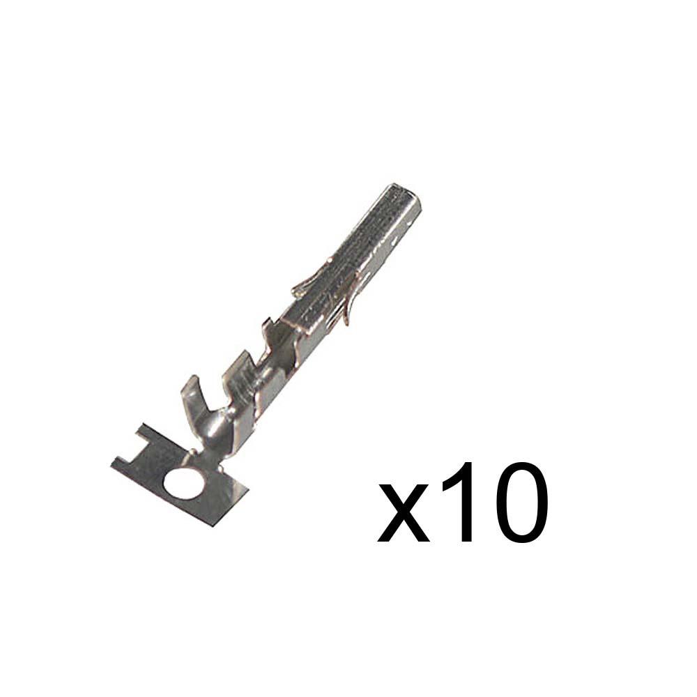 ATX規格 電源用圧着ピン メス 10本入