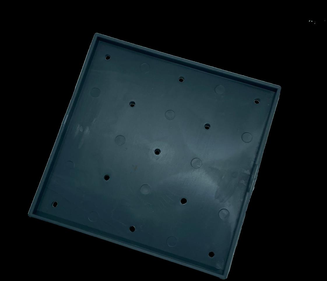 シキプレート LL (90×90)400個入