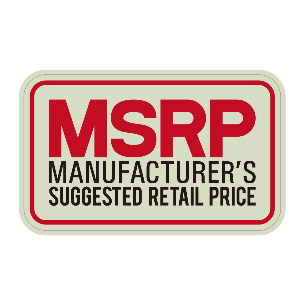 """317  MSRP 希望小売価格  """"California Market Center"""" アメリカンステッカー スーツケース シール"""