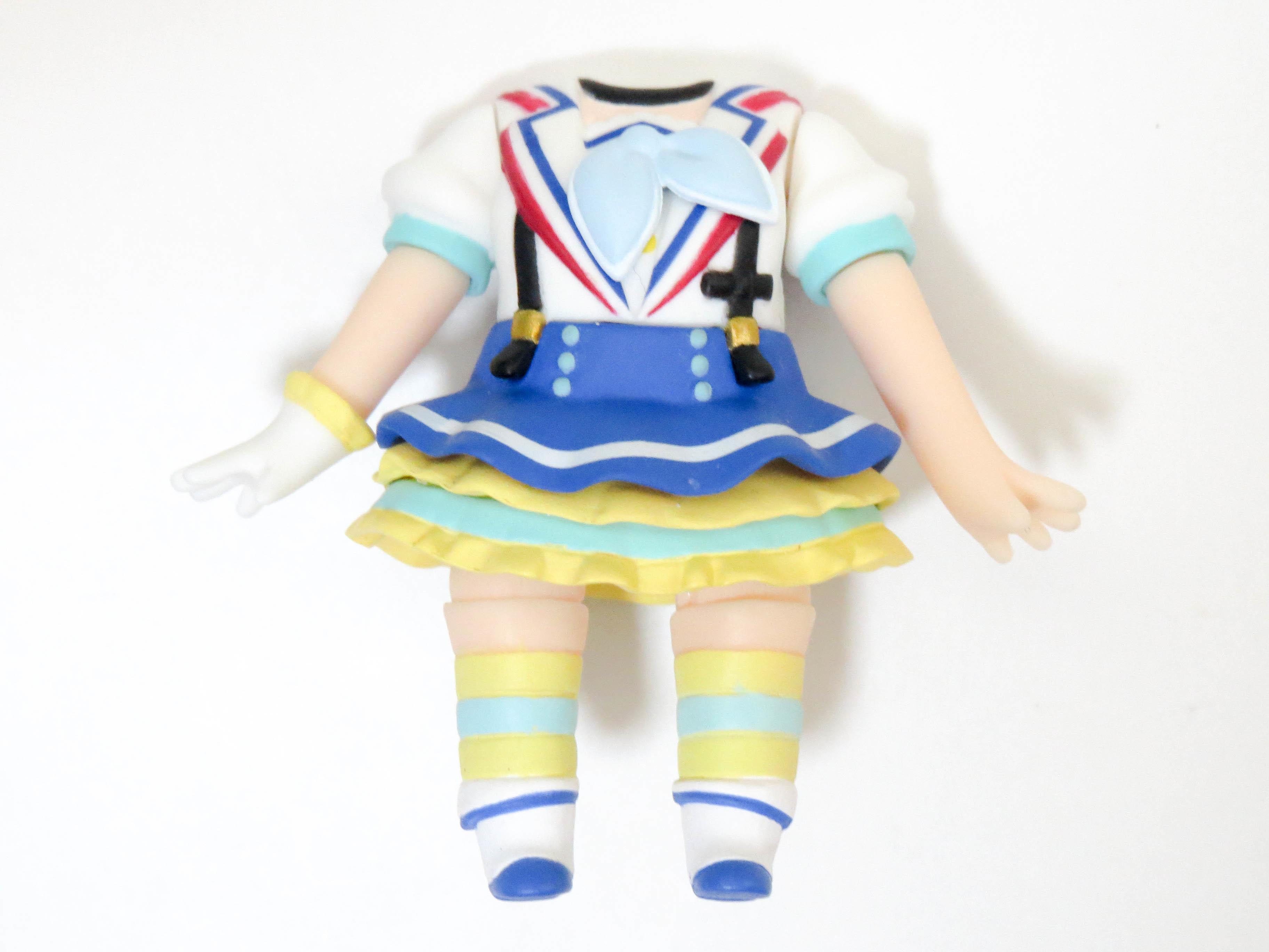 【SALE】【731】 津島善子 体パーツ ライブ衣装 ねんどろいど