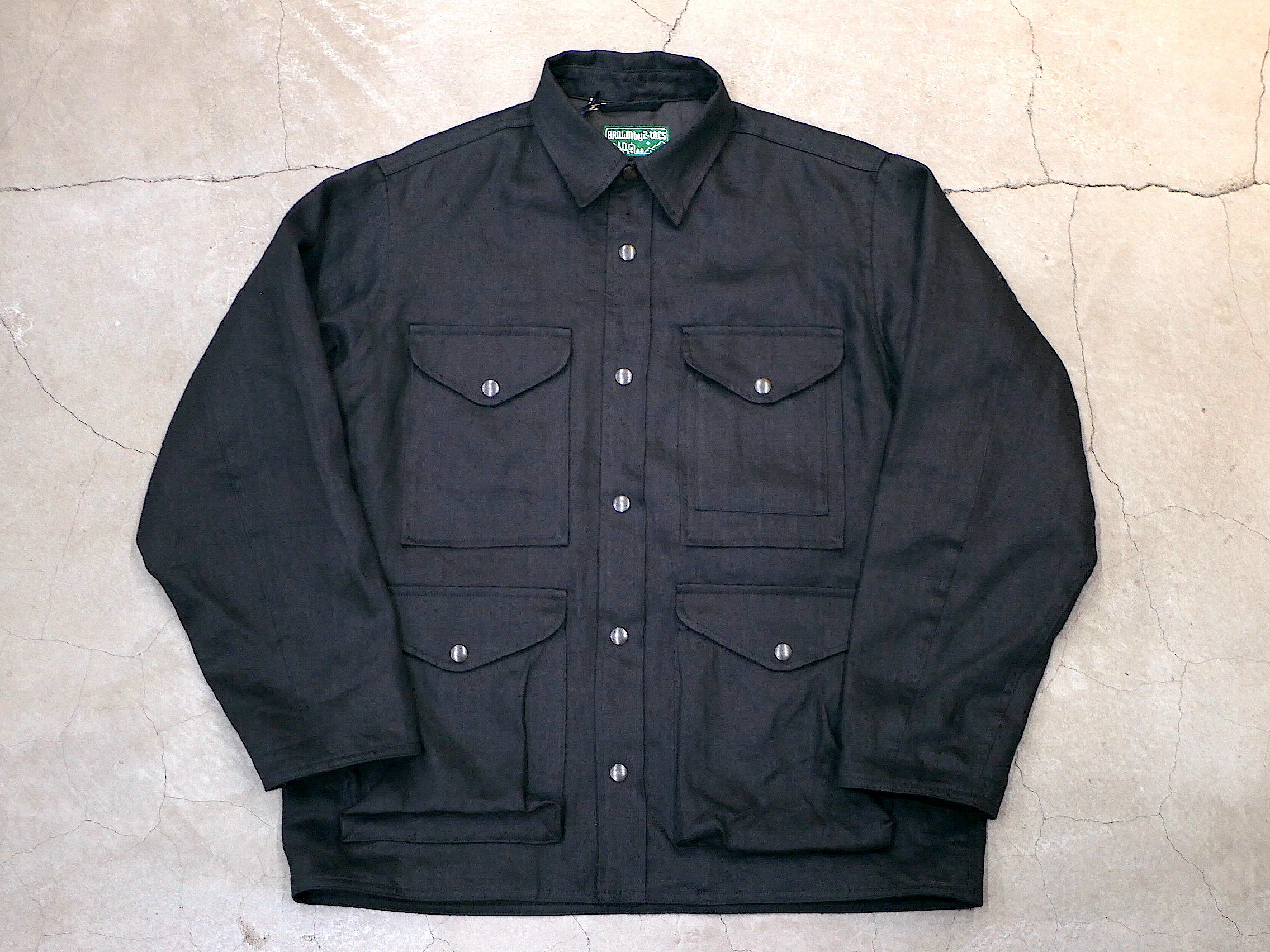 BROWN by 2-tacs / MACKINAW JACKET