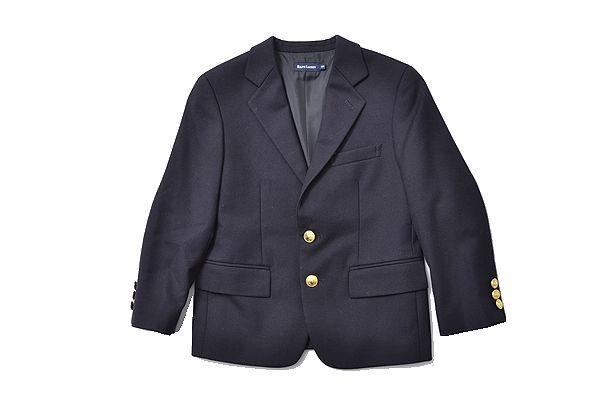 Ralph Lauren size120 navy blazer jacket