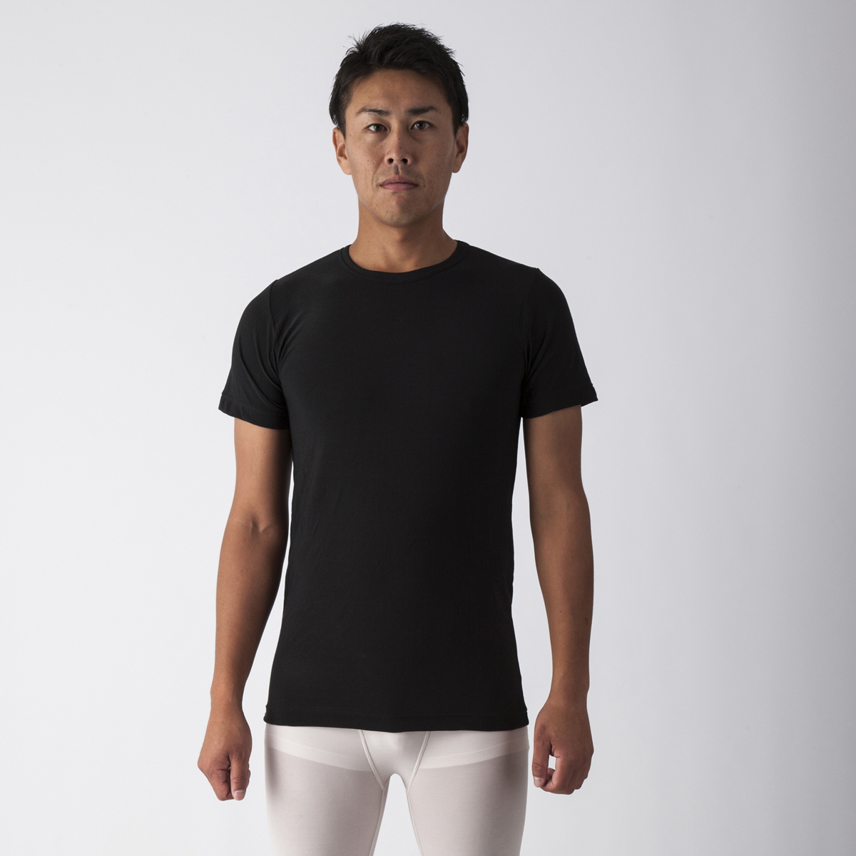 サポータス インナー (紳士用半袖シャツ)