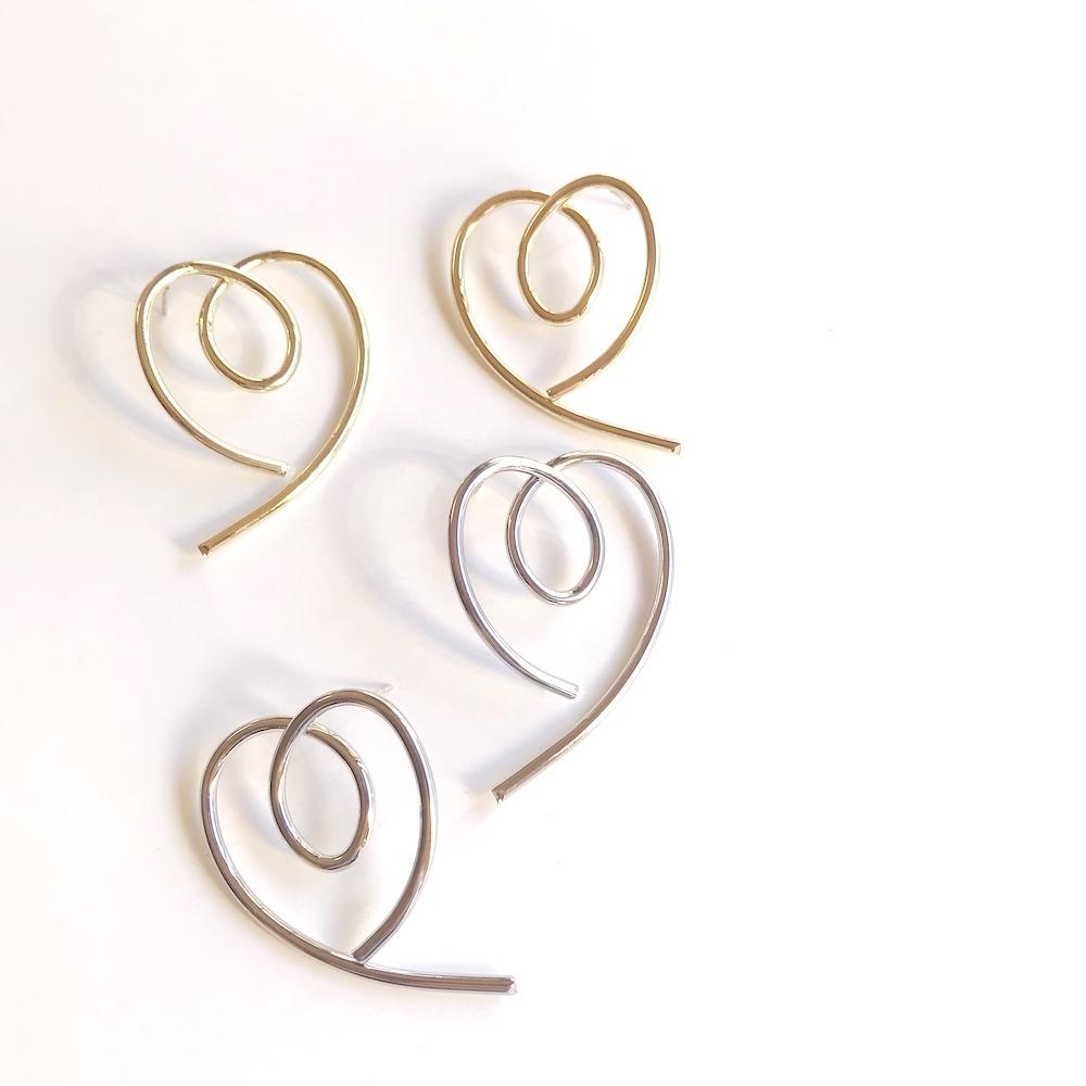 P1076 - Swirly Heart
