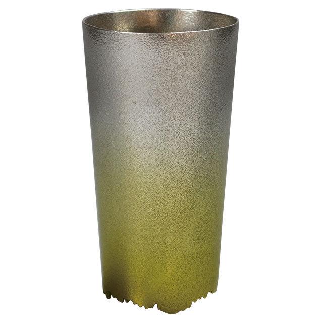 《シキカラーズ_タンブラーL》SHIKICOLORS Yellow green Tumbler L