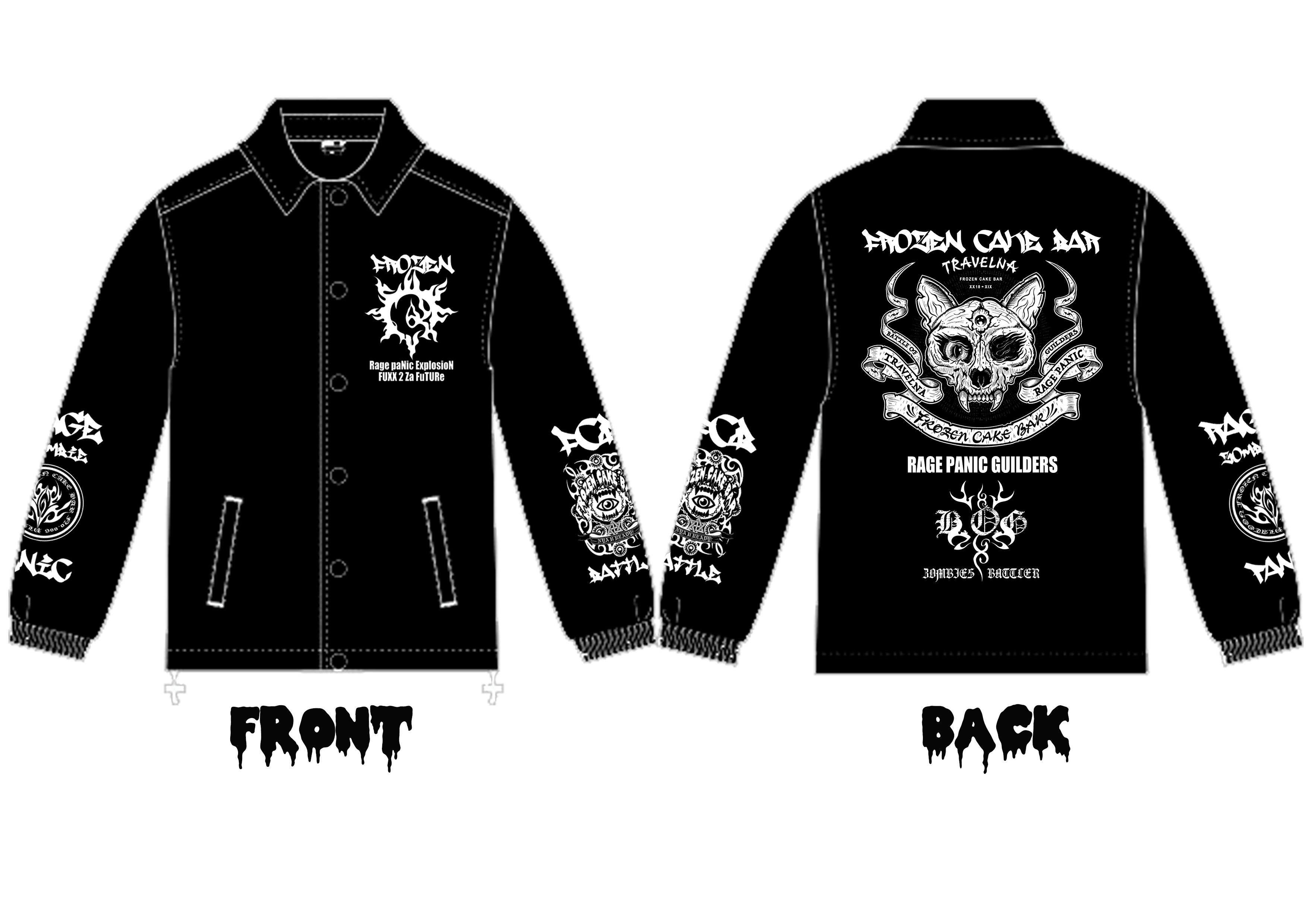 【予約受付開始】Corch jacket 2018