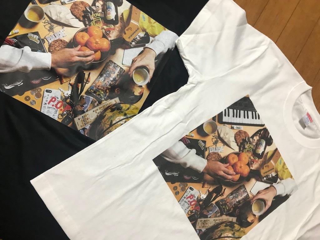 P.O.P いつもSTREET Tシャツ - 画像3