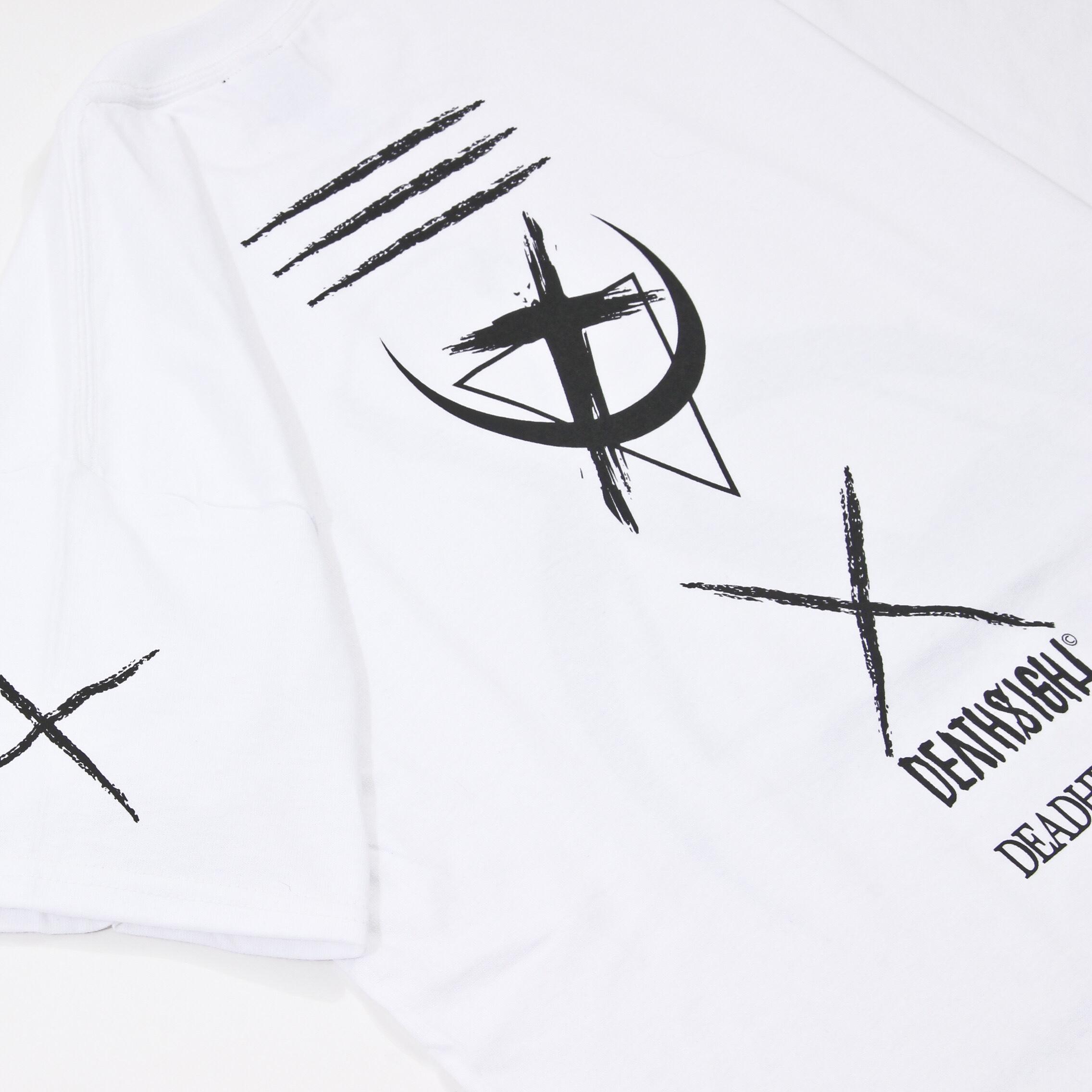 x DEADHEARTZ Tees / WHITE - 画像3