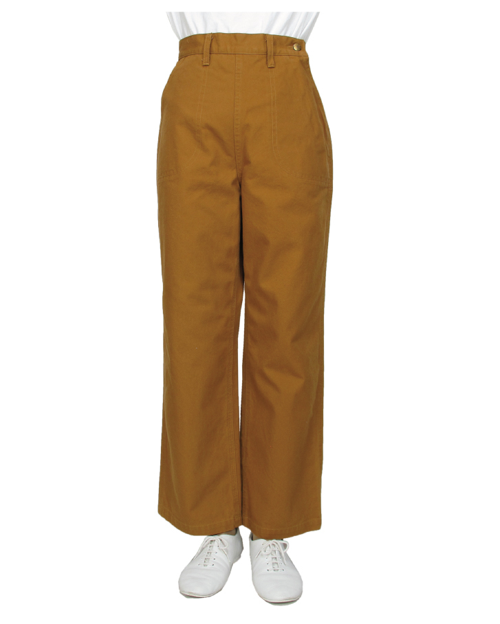 canvas ranch pants Lot:04124 - 画像3