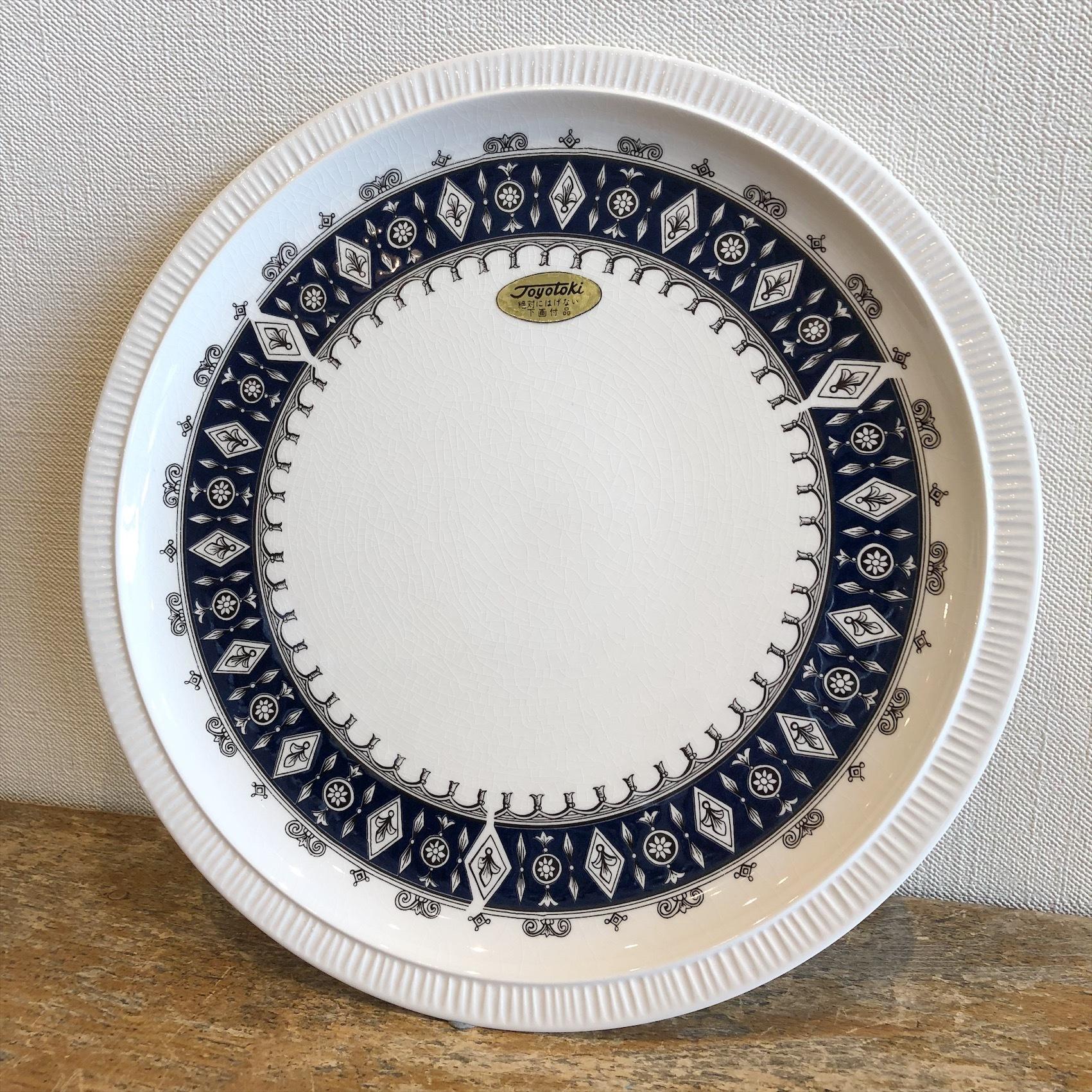 Toyotoki 絶対にはげない皿