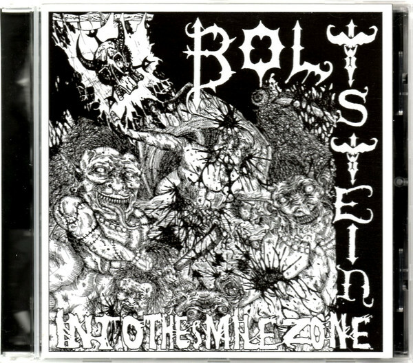 "Bolt Stein ‎– Rebirth Of Humanity ""~Into The Smile Zone '98~2012~""(CD)"