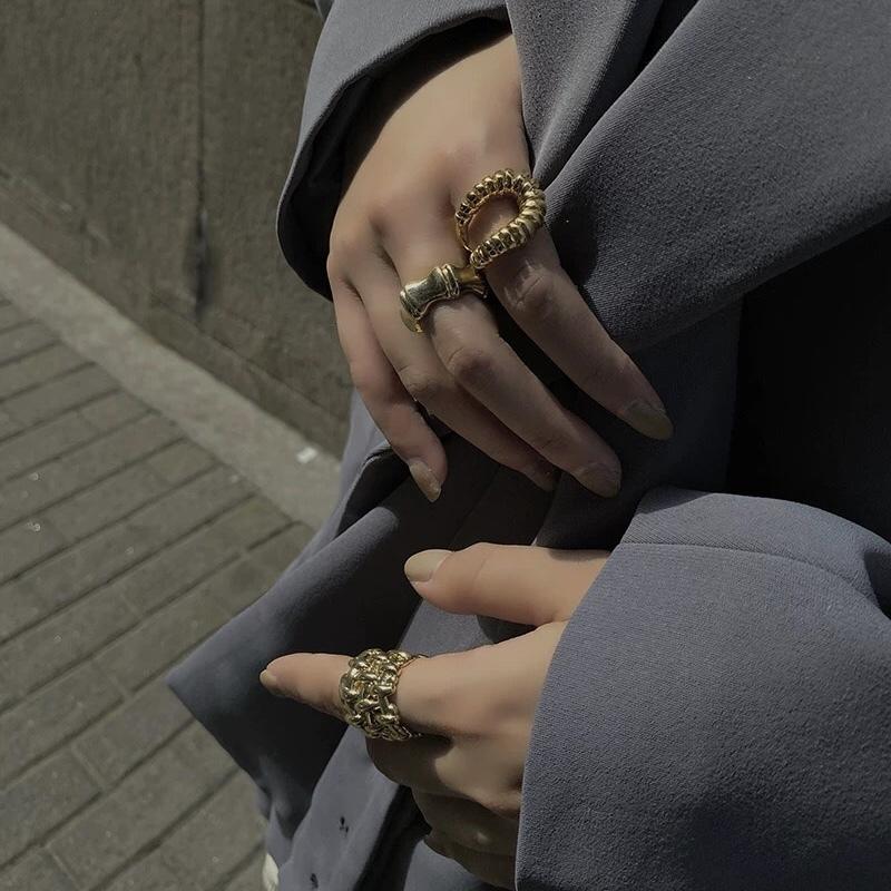 unique chain ring