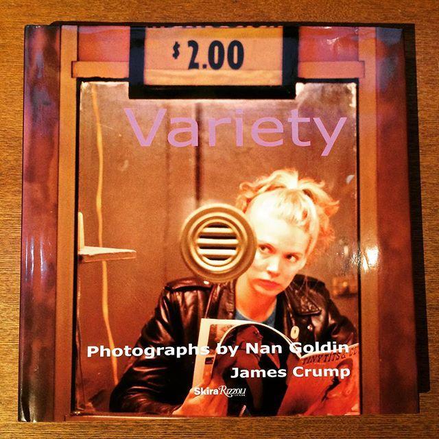 写真集「Variety/Nan Goldin」 - 画像1