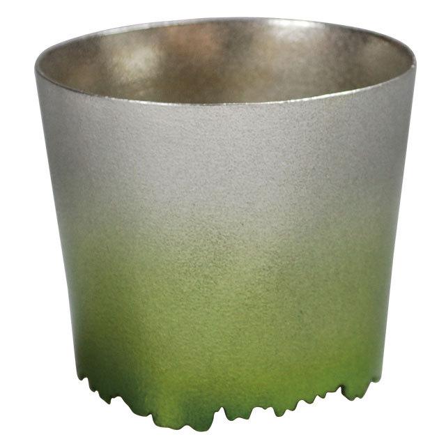 《シキカラーズ_ロックカップ》SHIKICOLORS Pale green Rock Cup