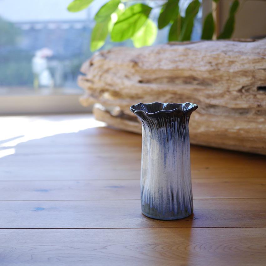 陶器 パンジー イエロー