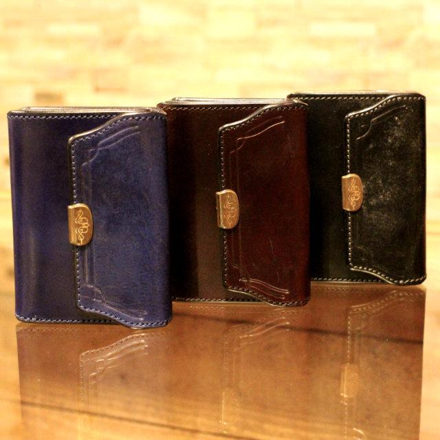 Compact Wallet | 究極のコンパクトウォレット EDIT DCr-1040 (Dual デュアル)