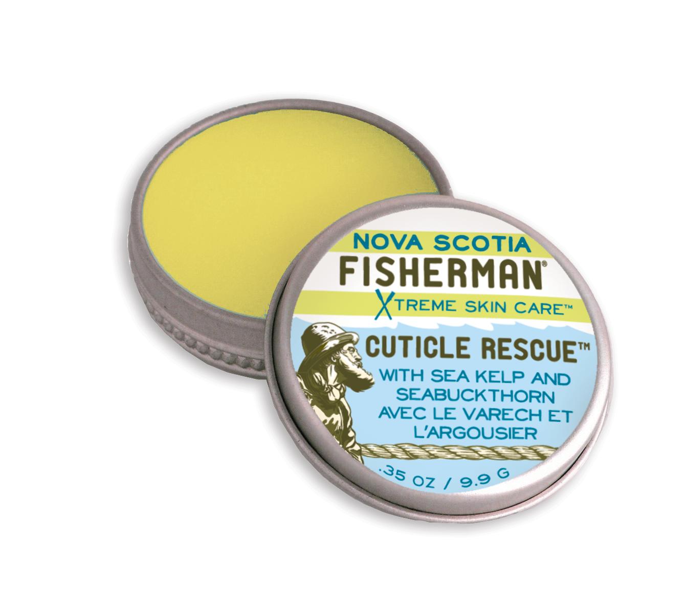 NOVA SCOTIA FISHERMAN(ノバスコシアフィッシャーマン) CUTICLE RESCUE キューティクル レスキュー