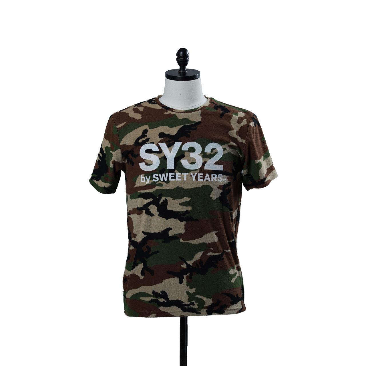 SY32   PILE ROGO TEE(9012)