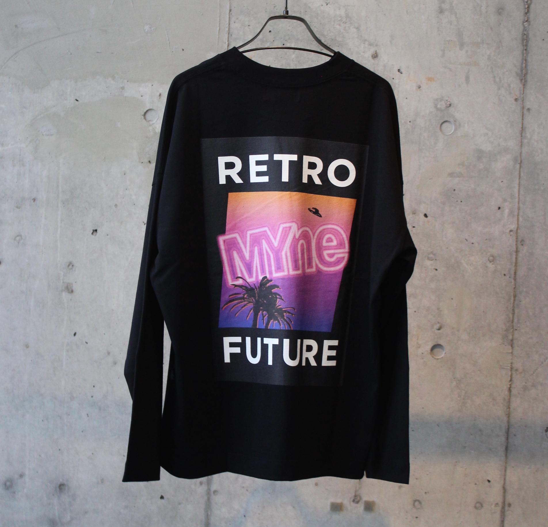 RETRO FUTURE L/S TEE - 画像4