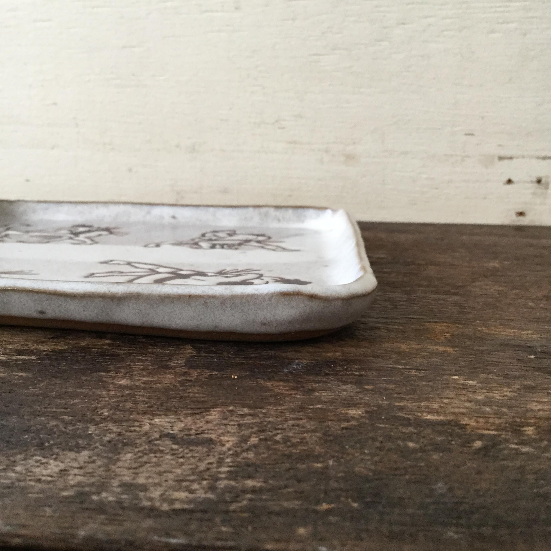 清水直子 / 角皿 相撲 SN-23 - 画像4