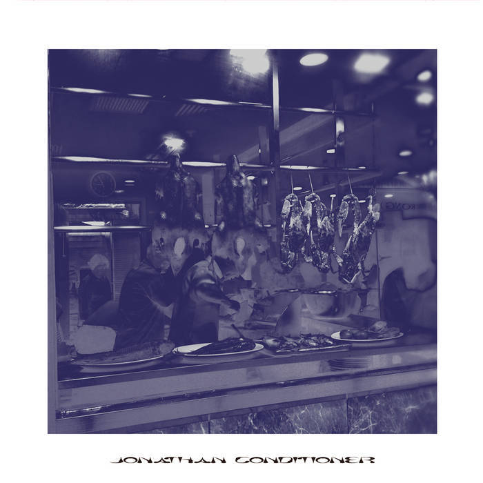 Jonathan Conditioner - Jonathan Conditioner (CD)