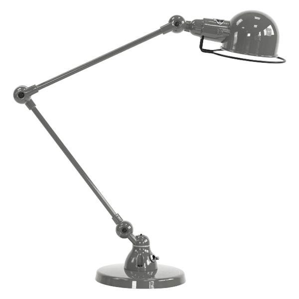 Jielde Signal Desk Lamp Gray
