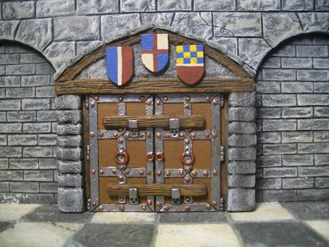 通用門(表側・裏側1組) - 画像3
