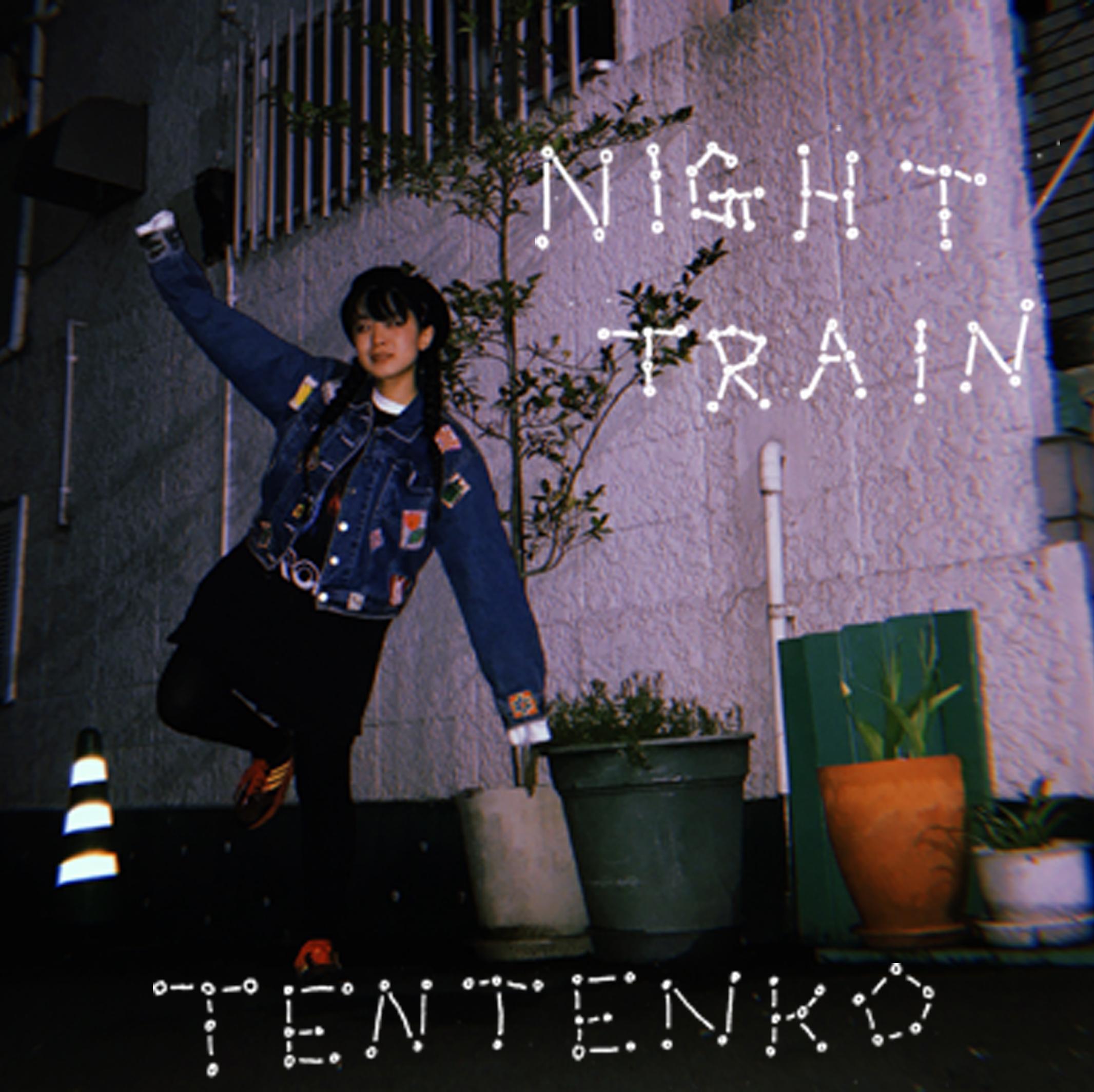 night train cdr テンテン商店