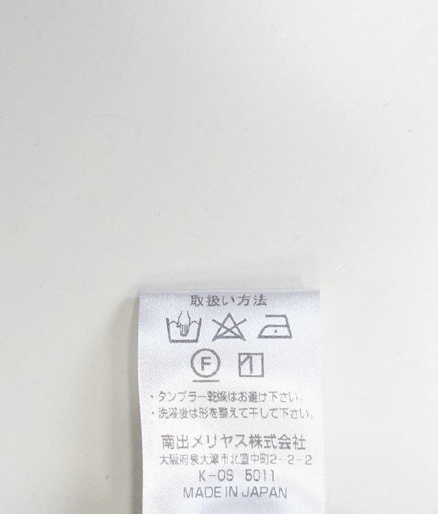 Neu-tralwearlife ニュートラルウェアライフ BD天竺7分袖チュニック (品番16fw-nwl-0006)