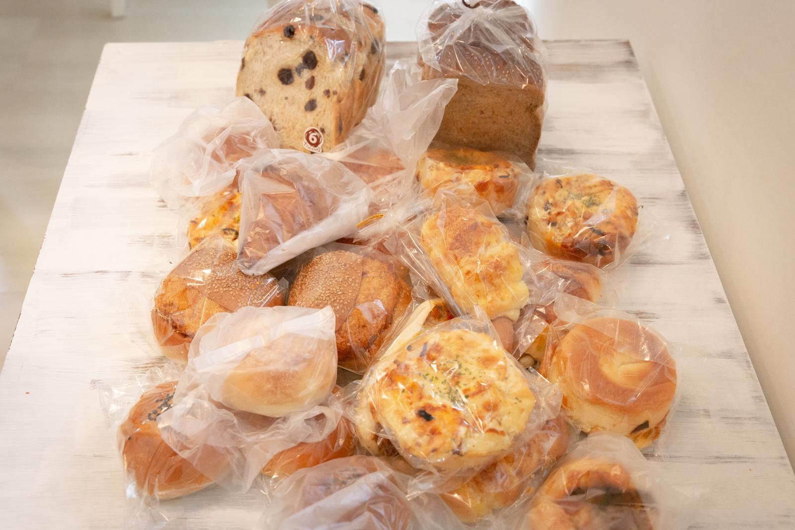 パンを、だいじに。ボンヴィボンセット   たっぷりサイズ