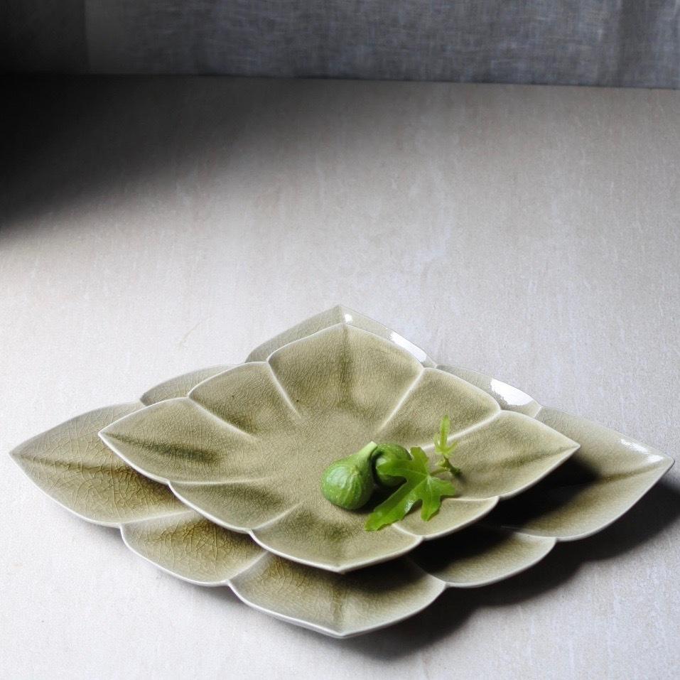 宮田 竜司/菱形皿 (中)
