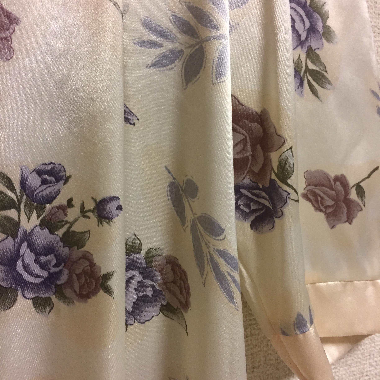 vintage design gown