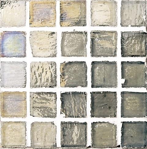 Staind Grass Mosaic【Silber/Pearl】ステンドグラスモザイク【シルバ-/パ-ル】