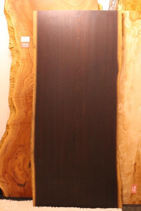 ≪青山店≫   ウェンジ 一枚板 2000×880-920×40 18493