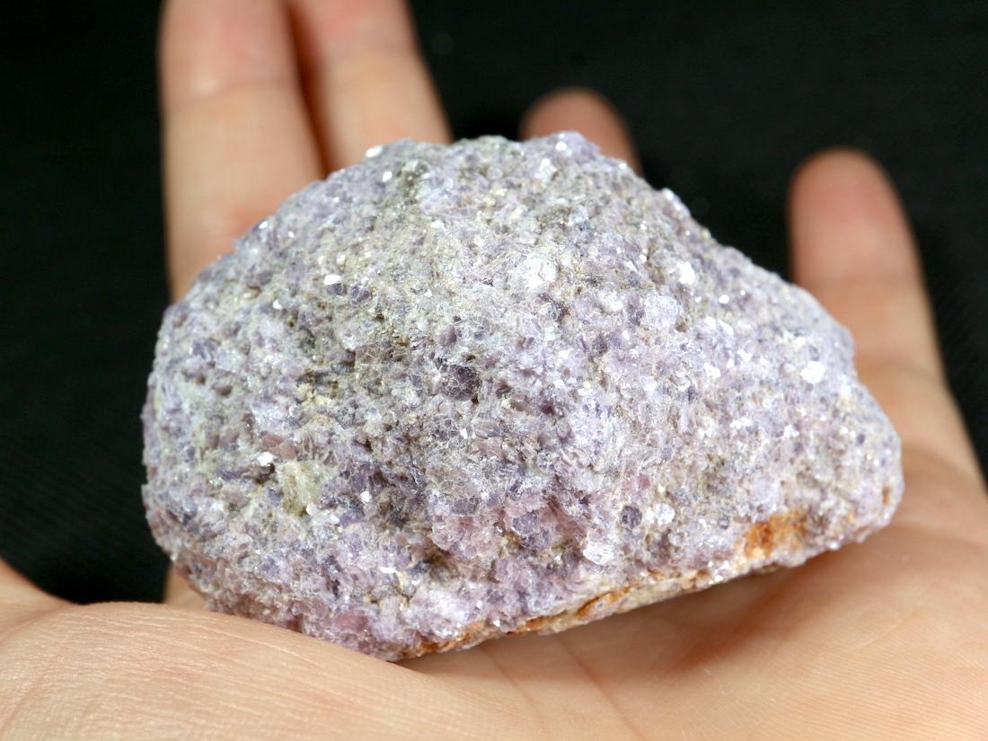 レピドライト リチア雲母 スライス カリフォルニア産 245,6g LP010 天然石 鉱物 原石