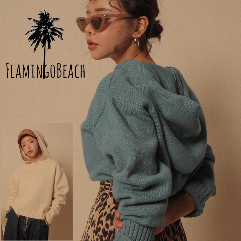 【FlamingoBeach】foodie knit ニット