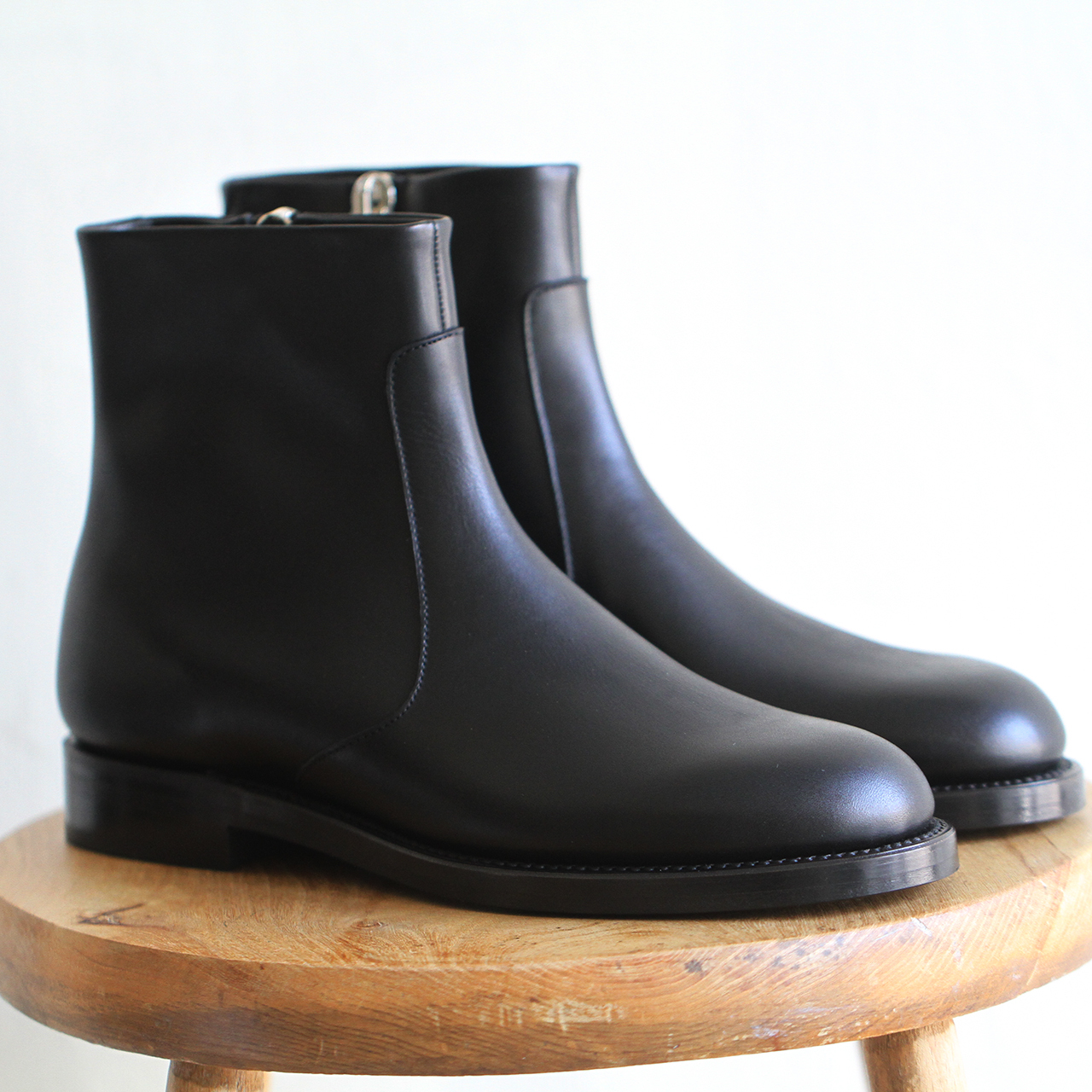 BEAUTIFUL SHOES 【 womens 】long zip boots
