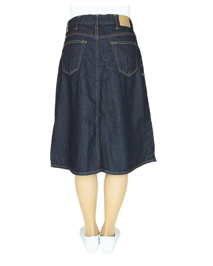 FS 2/3 A-line skirt - 画像3