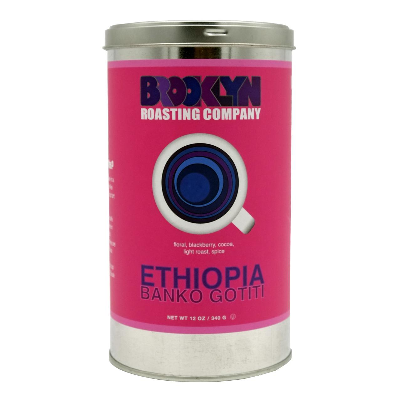 < Best by 2020.6.20 > Ethiopia Banko Gotti  12oz ティン缶入り(340g)