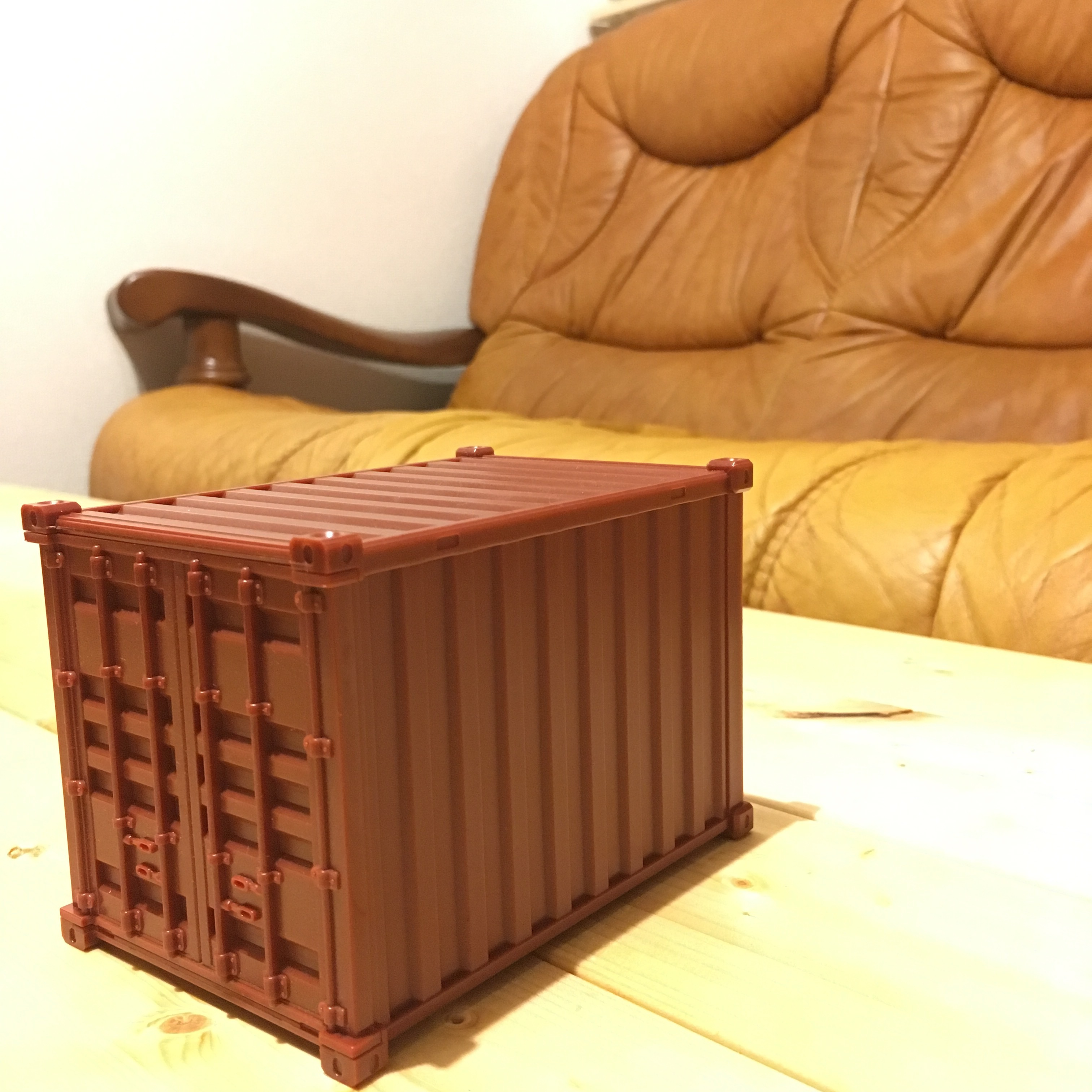 BANK OF CONTAINER コンテナバンク red