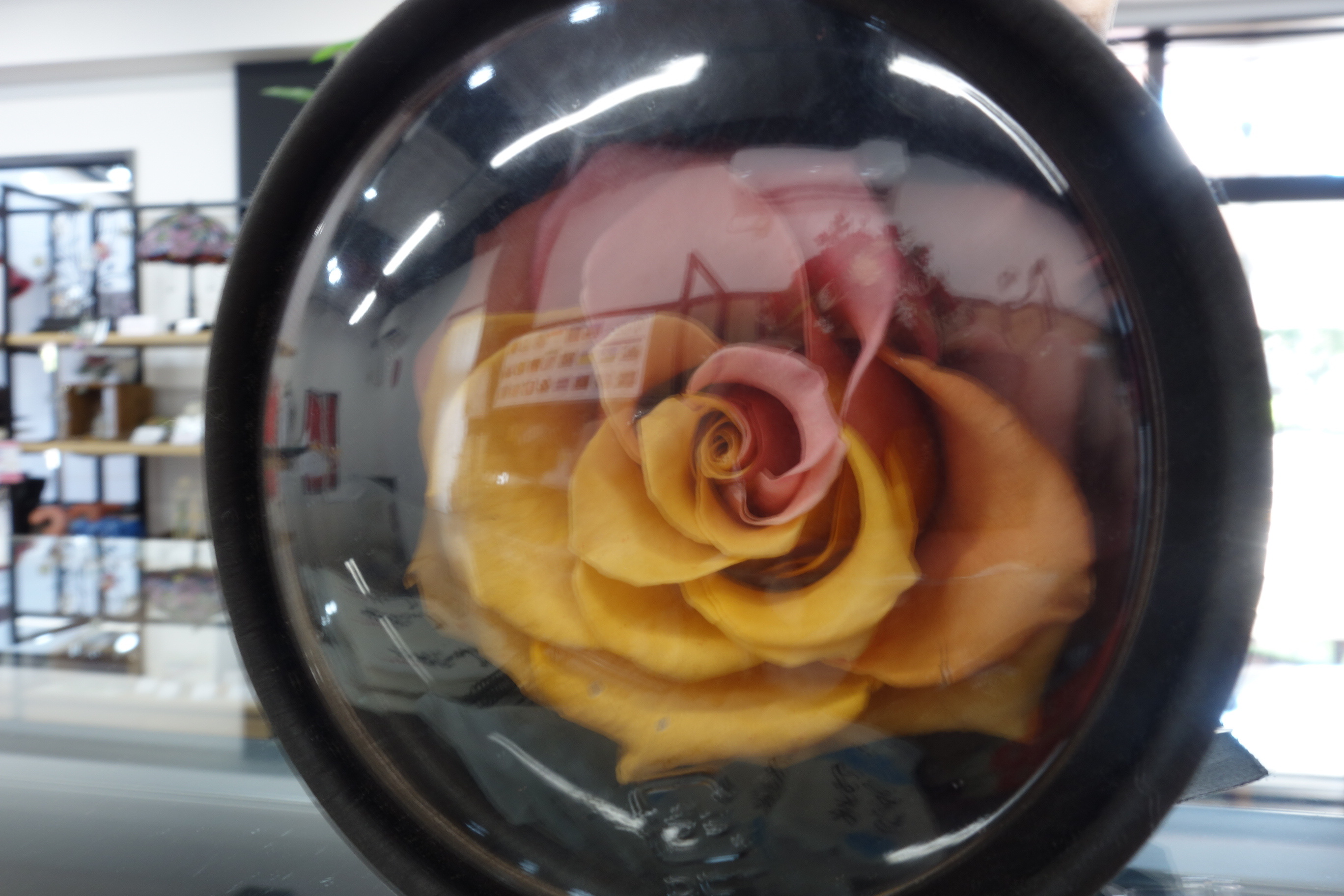 ブリザーブドフラワー薔薇
