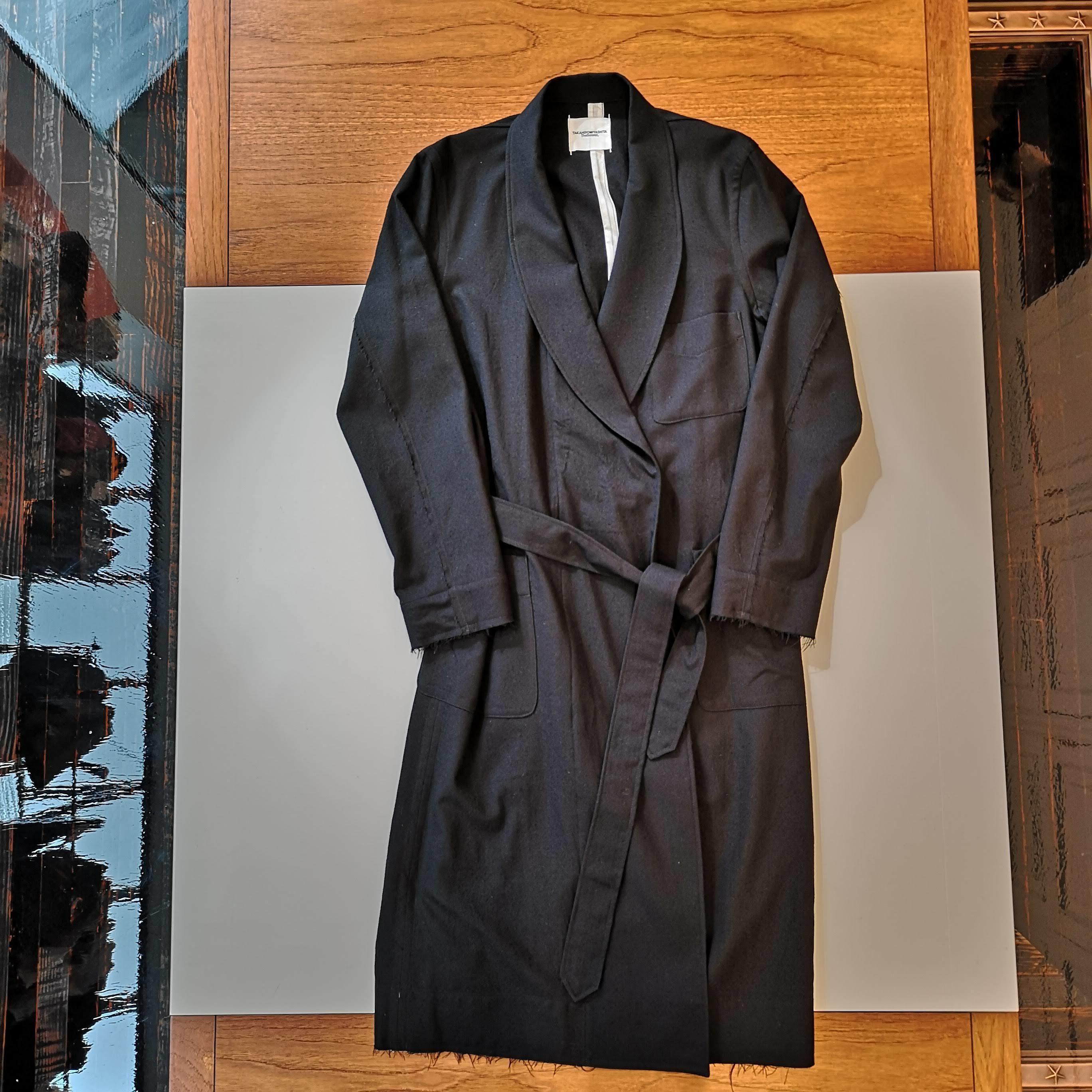 swj.0018aAW18 : robe pajama shirt.