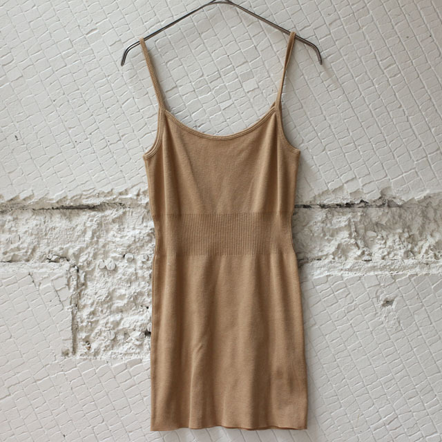 【nowos】Long Camisole