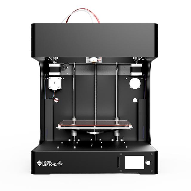 Lepton2 Dual 3Dプリンター ヒーテッドベッド(HBP)・Simplify3Dソフト 標準搭載 - 画像1