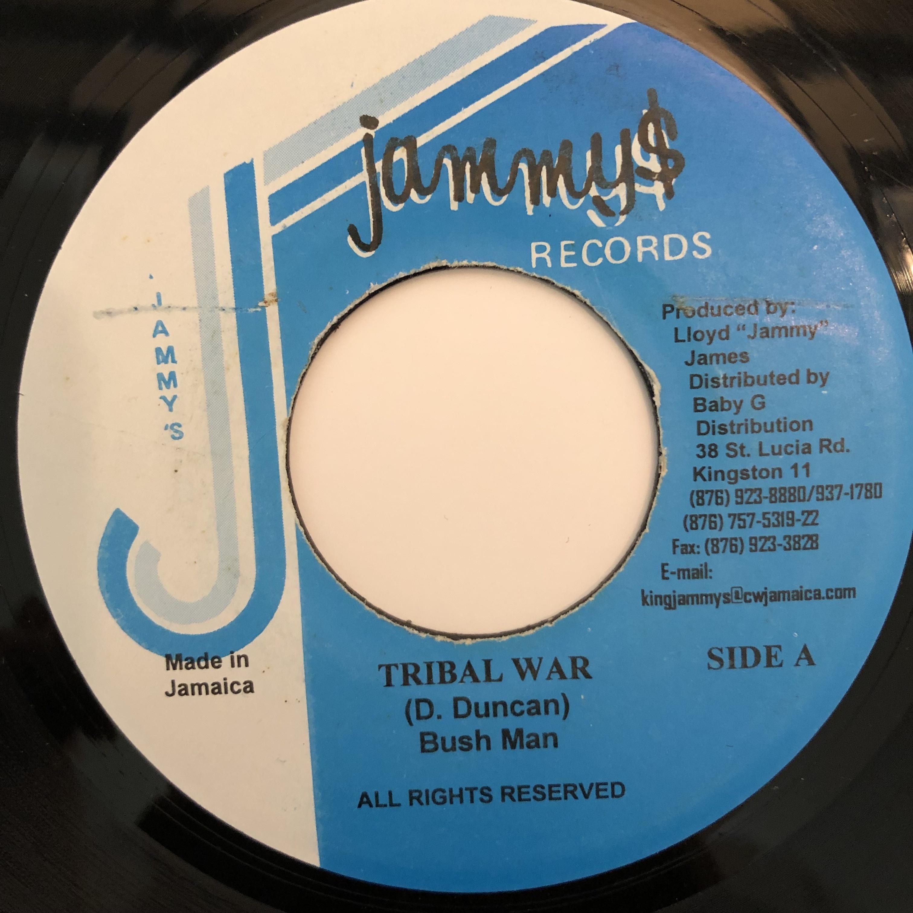 Bushman - Tribal War【7-20311】