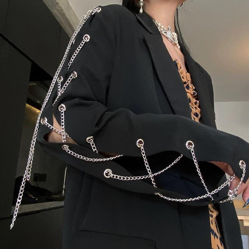 stylish chain set up